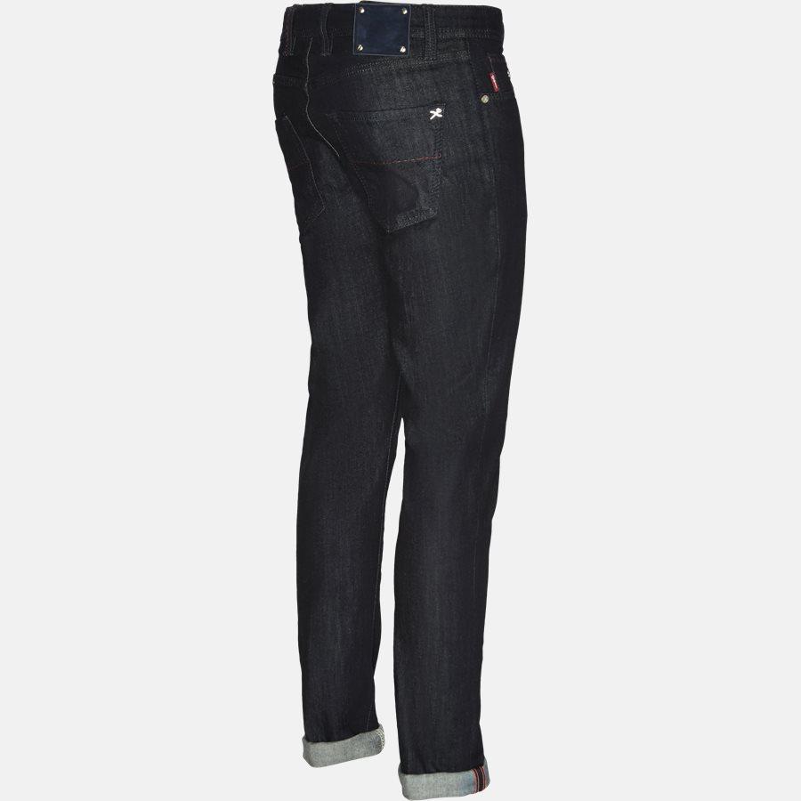 LEONARDO D753 DAY 0 - LEONARDO D753 DAY 0 jeans - Jeans - DARK DENIM - 3